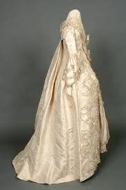 18th century wedding dresses