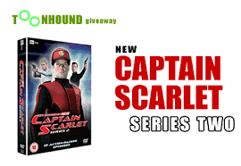 captain scarlet dvds