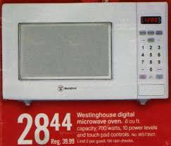 microwave display