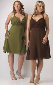 plus sized evening dresses