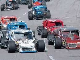 modified cars racing