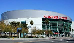 lakers staple center
