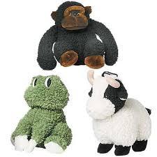 fleece toys