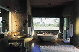 lodge bathroom