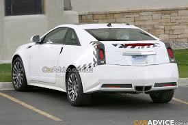 2009 cadillac coupe