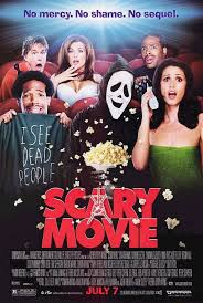 scary the movie