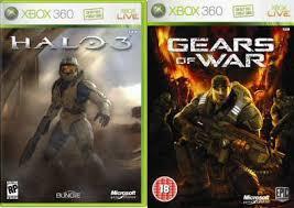 gears of war 3 game