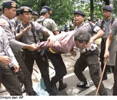 pelanggaran ham diindonesia