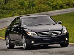 2009 mercedes benz cl550
