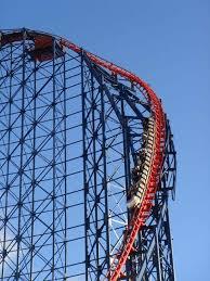 pepsi max roller coaster