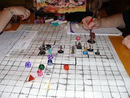 dungeons dragons