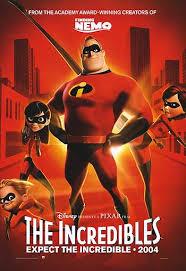 incredibles movie
