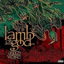 lamb of god ashes