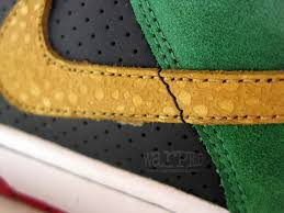 green black and gold