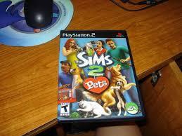 sims 2 pets playstation