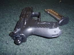 caliber 22 pistol