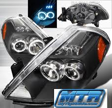g35 aftermarket headlights