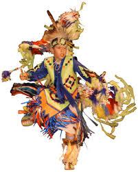 american indian dancing
