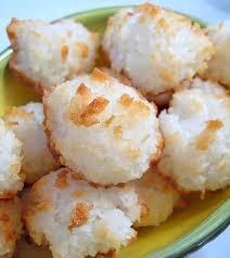 macaroons coconut