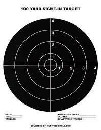 target practice bullseye