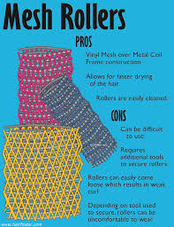 mesh rollers