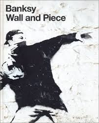banksy wall and peace