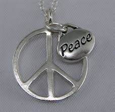 peace pendants