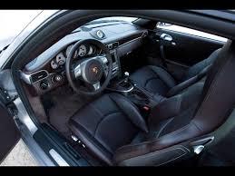 porsche turbo interior