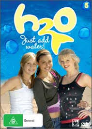 h20 just add water dvds