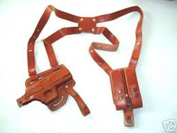 leather gun holster