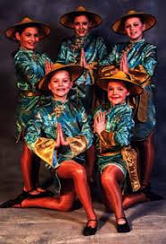 chorus costumes
