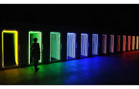 light installation artists