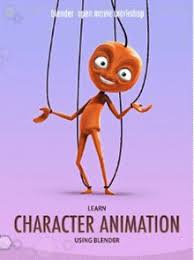 3d animated character