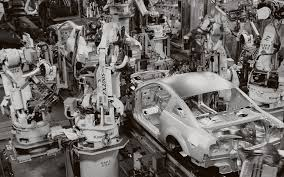 modern assembly lines