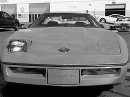 corvette headlights