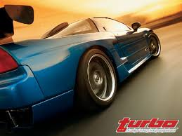 nsx turbo