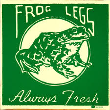 frogs legs pictures