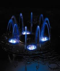 fountain water features