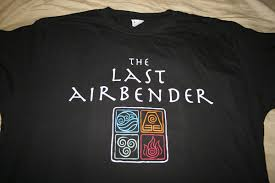 avatar the last airbender t shirt