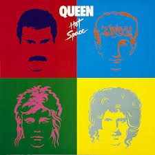 Queen - Hot Space