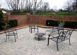 rock patio ideas
