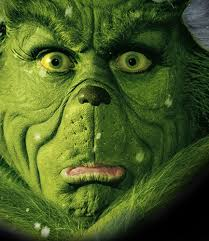 the christmas grinch