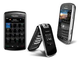 black berry smartphones