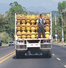 camion de gas