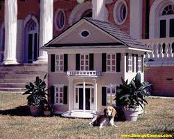 mansion dog house