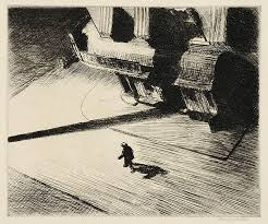 edward hopper night