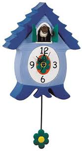 animated cuckoo clock