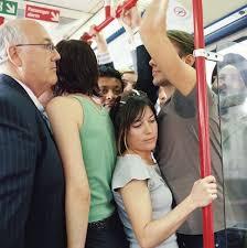 groping in bus