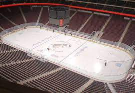 nhl hockey arena