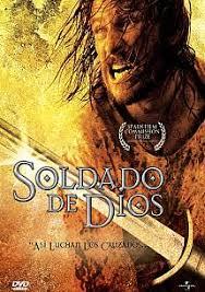 Cartel de la película, Soldado de Dios,  2005
